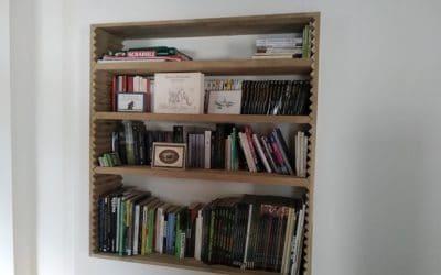 Bibliothèque à créneaux à LAVAL (53)