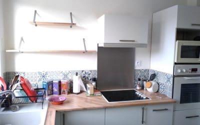 Rénovation-création d'une cuisine à LAVAL (53)