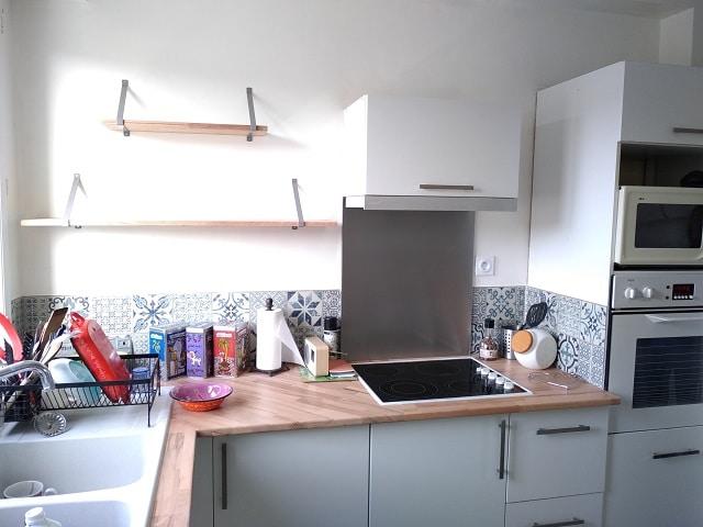 Aménagement intérieur cuisine sur mesure SillageBoisMetal