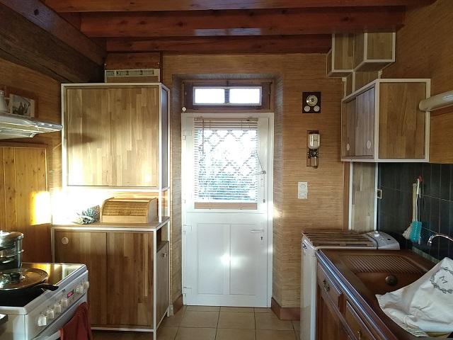 Aménagement d'une cuisine à SAINT JEAN SUR MAYENNE (53)